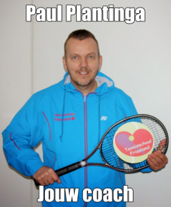 Paul Plantinga jouw coach