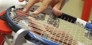 racket bespannen