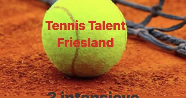 Tennis Talent Friesland